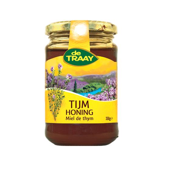 De Traay tijm honing 350 gr