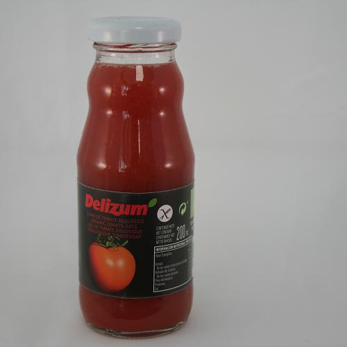 Tomatensap BIO 200ml. Delizum