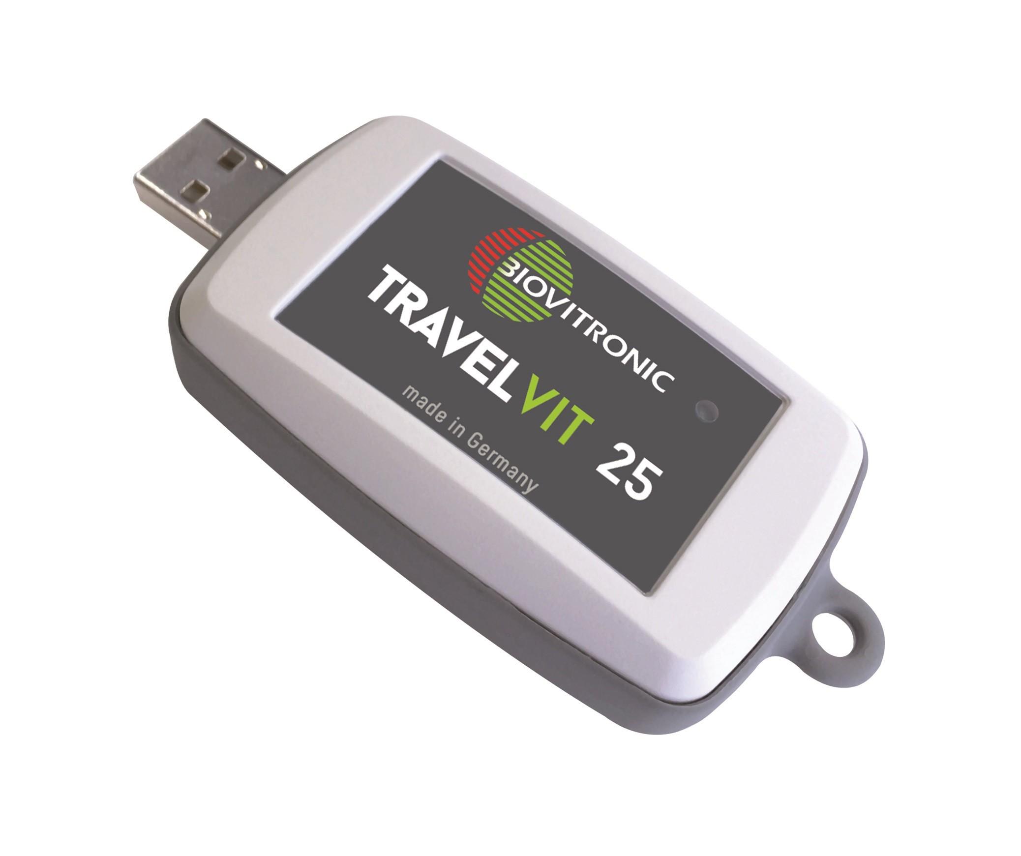 TravelVit 25 -Biovitronic Vitalizer