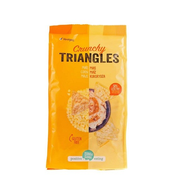 TerraSana Triangles Mais 90 gram