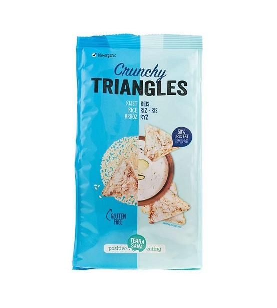TerraSana Triangles rijst zak 90 gr
