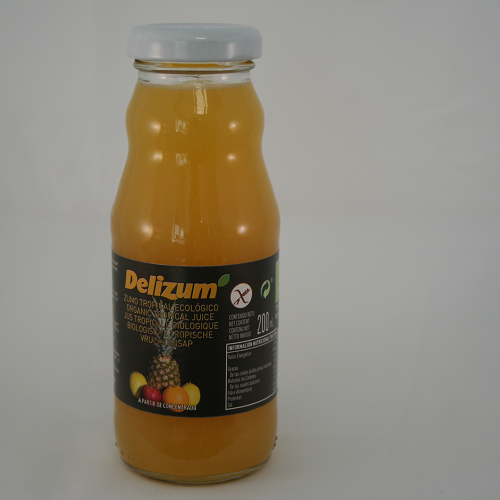 Delizum Tropicalsap BIO 200 ml
