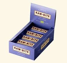 Rawbote vanille ds. 12st. van 50gr.