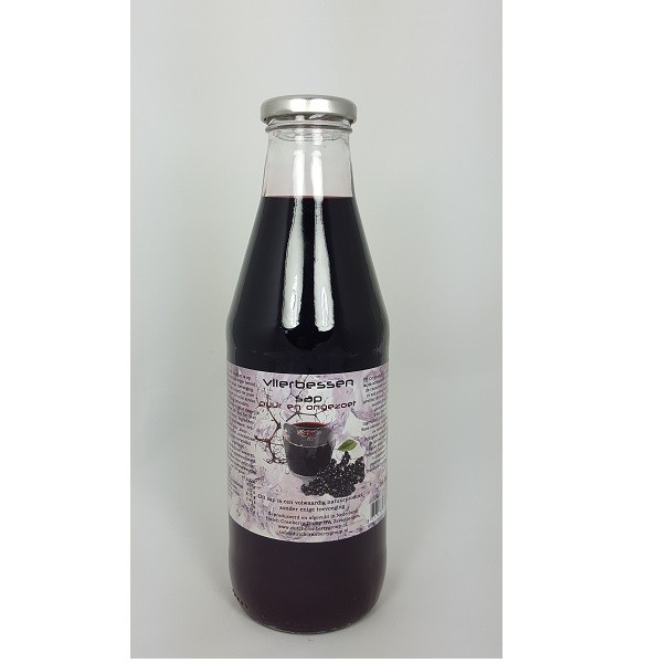 Dutch Cranberry Vlierbessensap 750 ml