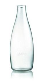 Waterfles met kleur dop en sleeve naar keuze 0.8ltr. Retap