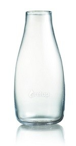 waterfles met dop 0.3 ltr. Retap  met kleur dop naar keuze