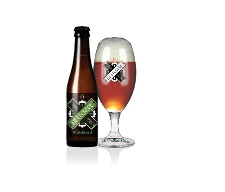 De Leckere bier Willibrord 250 ml