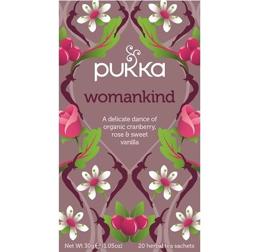 Pukka thee womankind 20 x 2 gram