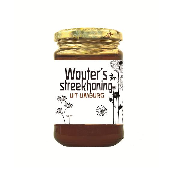 De Traay Wout streekhoning Limburg 350 gram