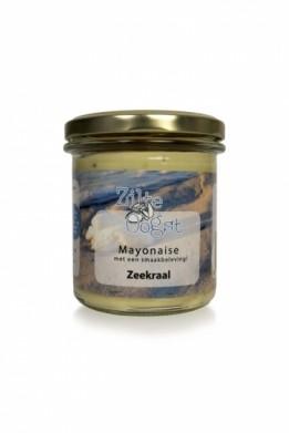 Mayonaise met zeekraal 280ml. Zilte Oogst