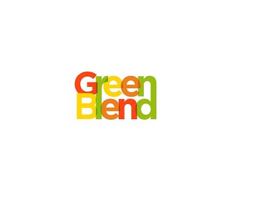 Logo Green Blend