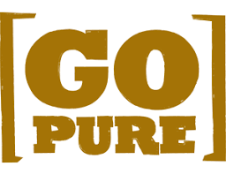 go pure logo